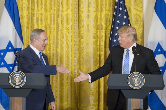 Trump-Netanyahu meeting lays ground for one-state solution