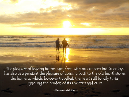 Quotes About Coming Home From Travel 16 Quotes