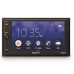 "Sony XAV V10BT In-dash Digital Receiver - 6.2"" Touch Display"