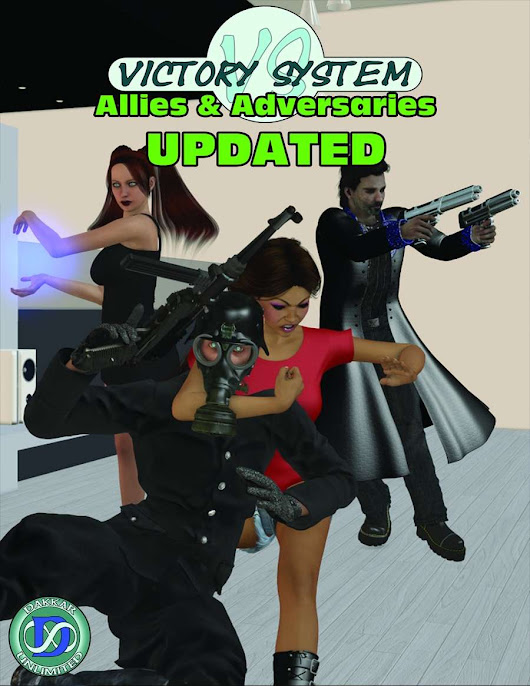 Allies & Adversaries Update