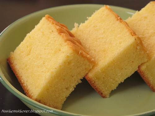 Old fashioned butter cake