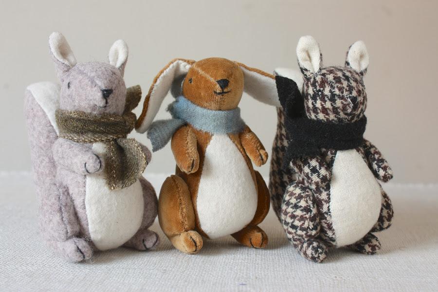 handmade forest friends