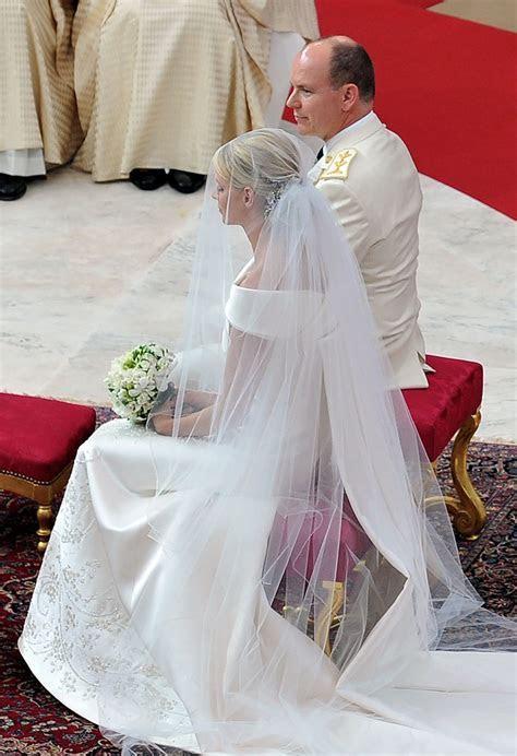 Monaco Royal Wedding   The Religious Wedding Ceremony   Zimbio