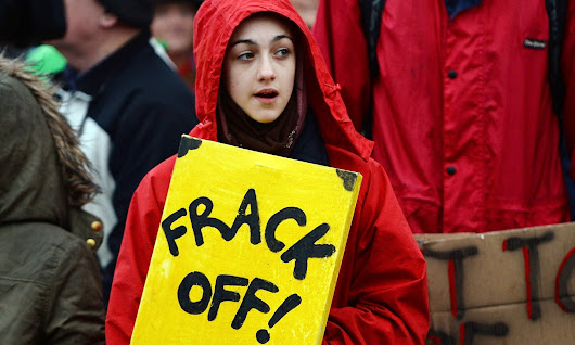 Fracking set to be banned from 40% of England's shale areas