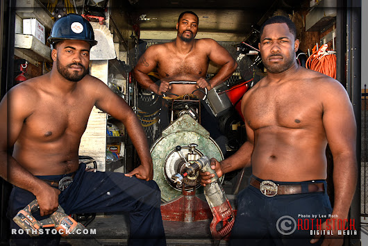 LA's Sexiest Plumbers on German TV