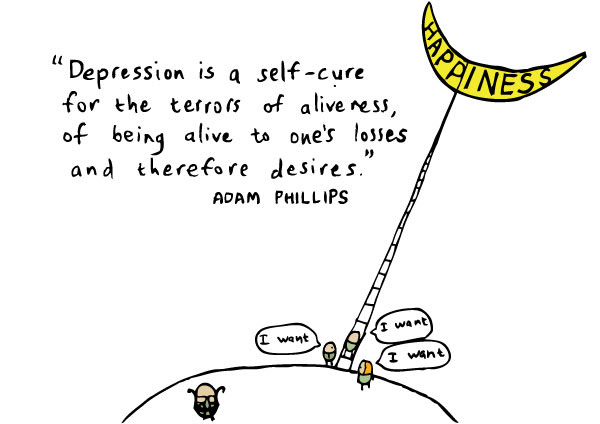 depression-is-a-self-cure