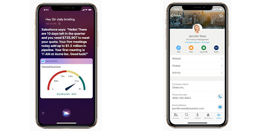 Apple partnership with Salesforce brings 'exclusive new features' to iOS apps | 9to5Mac