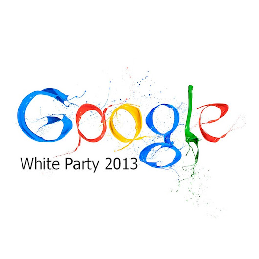 Google White Party 2013 at downtown Austin at The InterContinental Stephen F. Austin Hotel on 12-7-13 #google #whiteparty2013