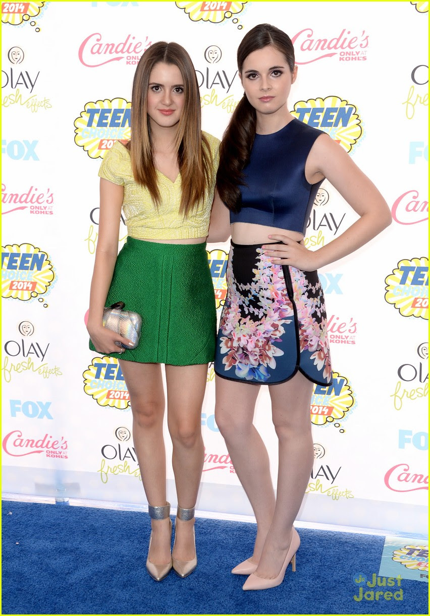 laura vanessa marano katie leclerc teen choice awards 04