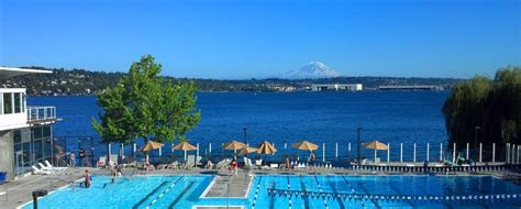 The Mercer Island Beach Club