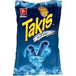 Takis Blue Heat - 9.9oz, Chips, Puffs and Pretzels