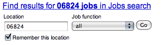 06824 jobs on Google