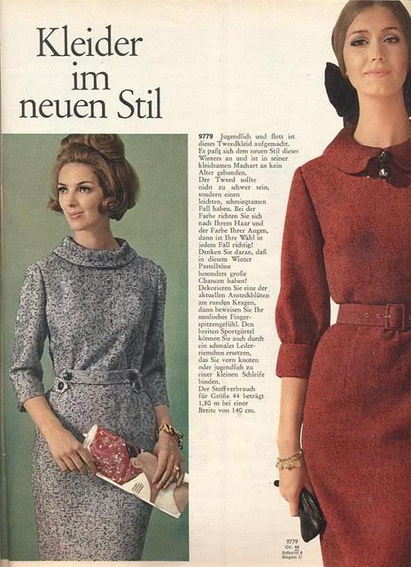 Burda Moden 10/1964