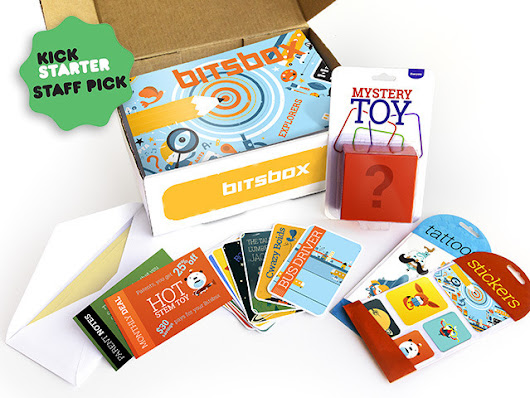 Bitsbox | monthly coding projects for kids by Bitsbox — Kickstarter