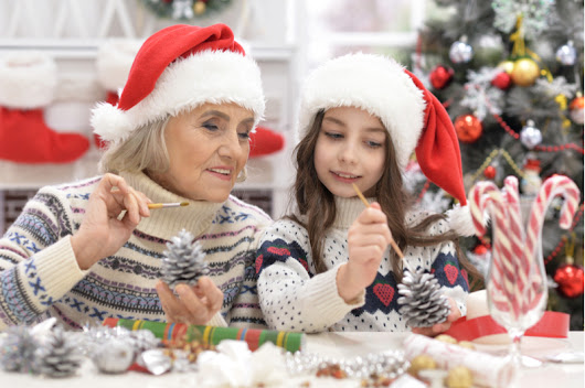 Value of Quality Time with Aging Parents - EstateSalesGuide.com