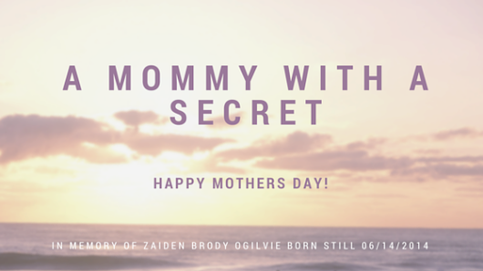 A Mommy With A Secret | sincerelyronda