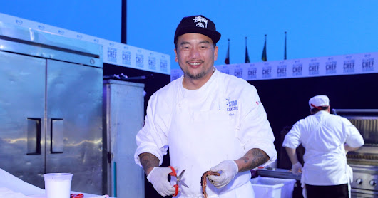 Who Is Roy Choi? The Celebrity Chef Is Making A Stay At The Dragonfly Inn
