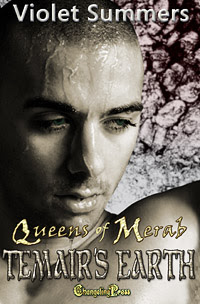 The Queens of Merab: Temair's Earth by Violet   Summers