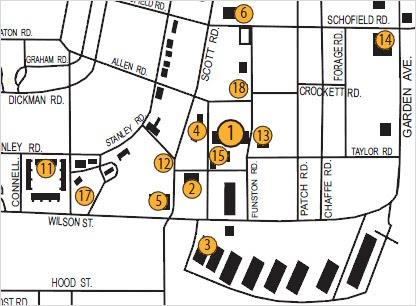 Fort Sam Houston Texas Map | Business Ideas 2013