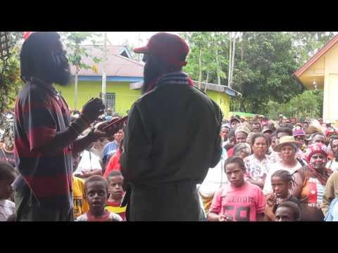 Video KNPB Wilayah Timika Mendukung ULMWP Masuk Anggota Penuh MSG