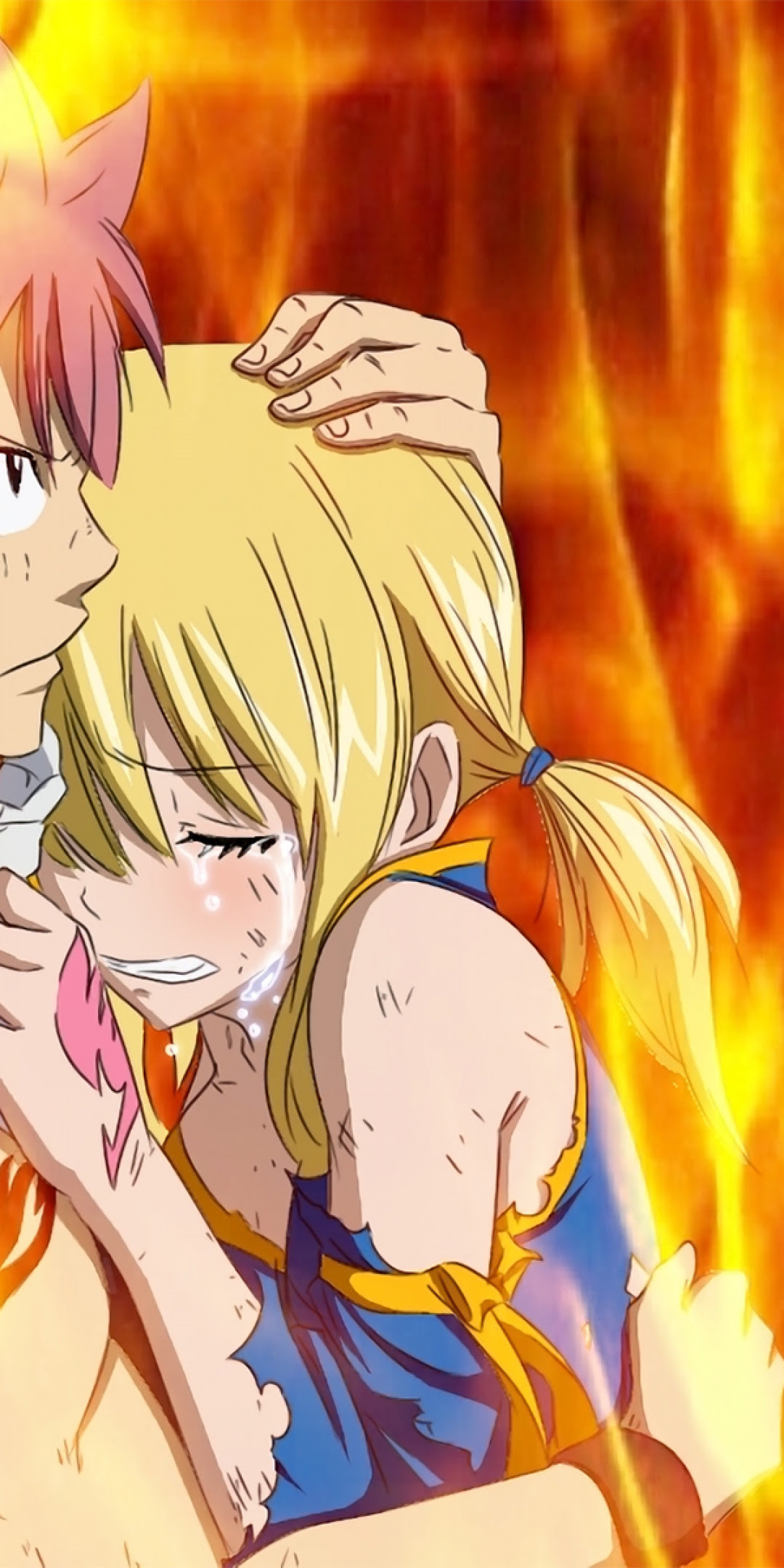 Natsu And Lucy Wallpaper 77 Images