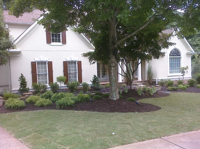 Landscaping Ideas For Front Yard Georgia PDF