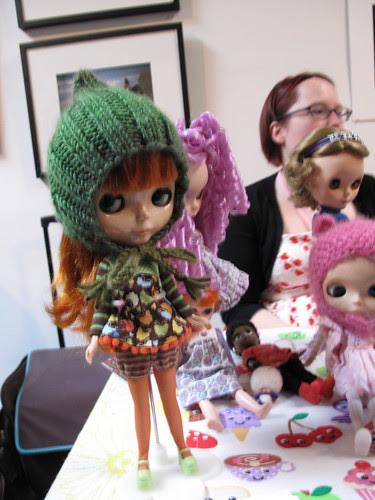 Cute knit hats!