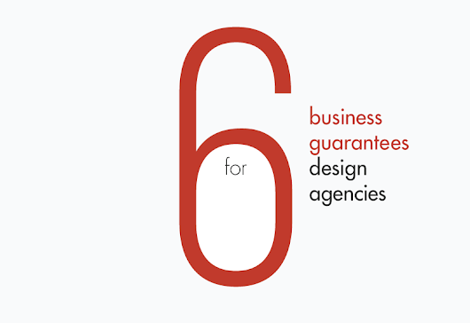 6 business guarantees for design agencies | graphility