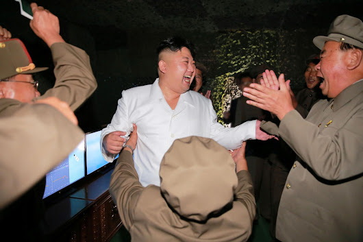 North Korea bans sarcasm. Really