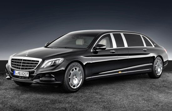 2018 Mercedes Maybach Pullman Price announced | Reviews ...
