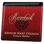 Roosebeck Kinnor Harp Replacement String Set