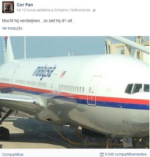 holandês avião caiu malaysia airlines ucrânia rússia