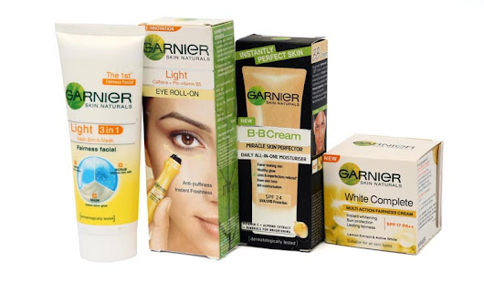 Buy The Pack Of 4 Garnier Products in Pakistan | BuyOye.pk