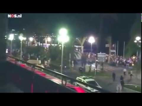la video Horrible de l'attaque terroriste à Nice