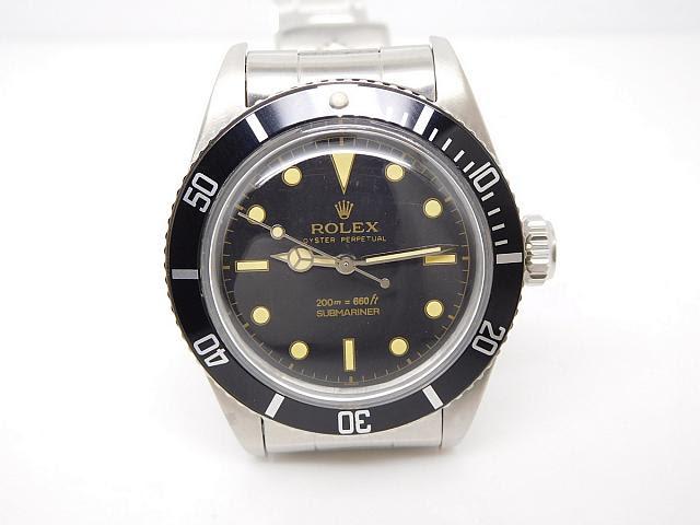 Replica Rolex Submariner Vintage Watch
