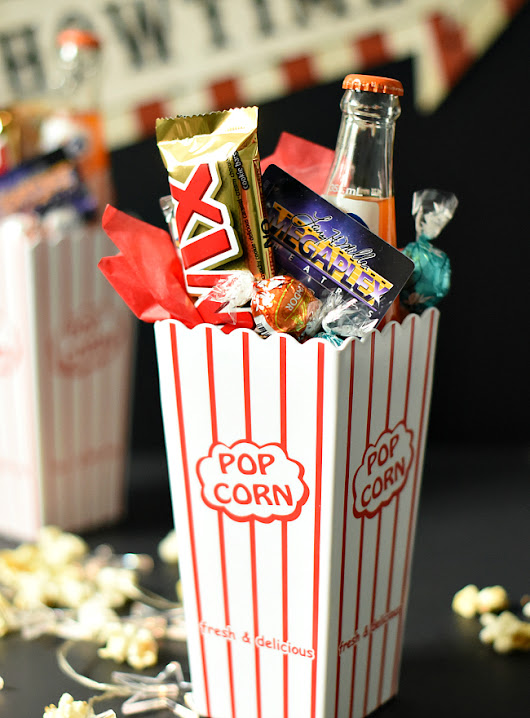 Movie Night Gift Idea – Fun-Squared