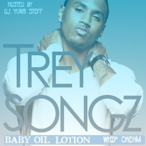 pictures of trey songz as a baby