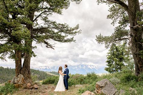 wedding photography noel dirk teton national forest