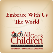All God's children international | international adoption