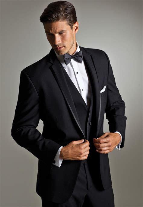 All Black Suits For Weddings   Suit La
