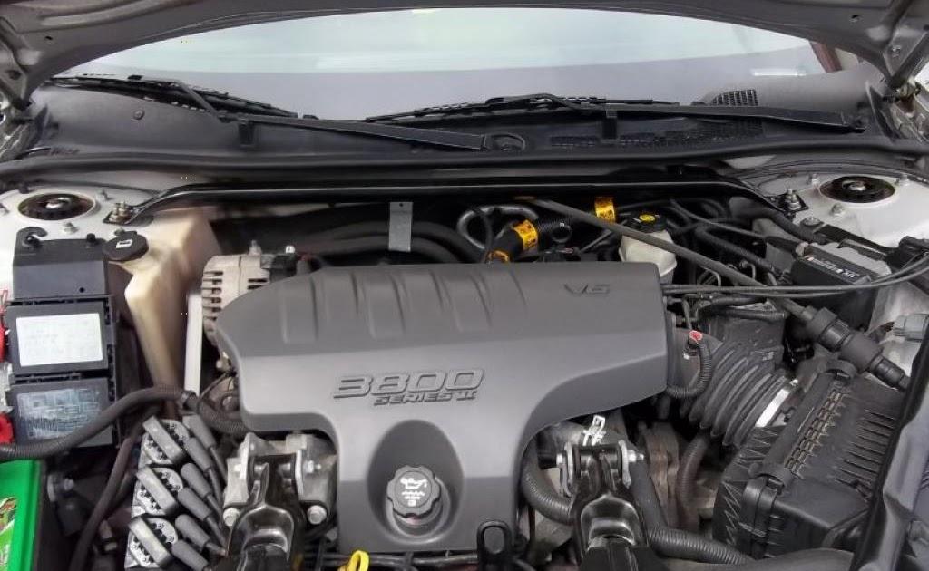 Chevrolet Gallery  2003 Chevrolet Monte Carlo Engine 38 L V6 Ss