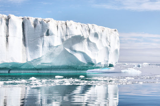 Earth's Internal Heat Drives Rapid Ice Flow, Subglacial Melting in Greenland | Ocean Leadership