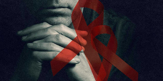 I had an HIV scare, even though I'm old enough to know better