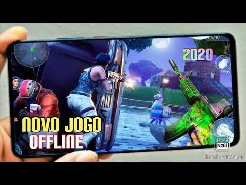 Saiu Novo jogo Offline FPS Invencível para Android e IOS | Cover Hunter