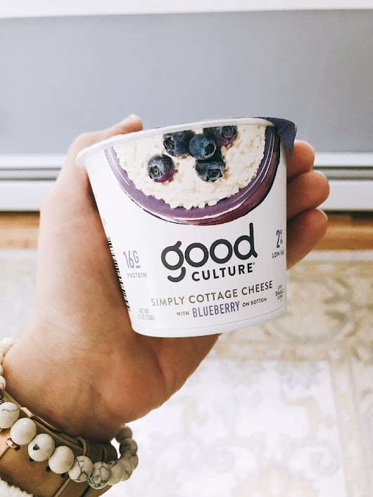 Good Culture Cottage Cheese Cups - The New Modern Momma