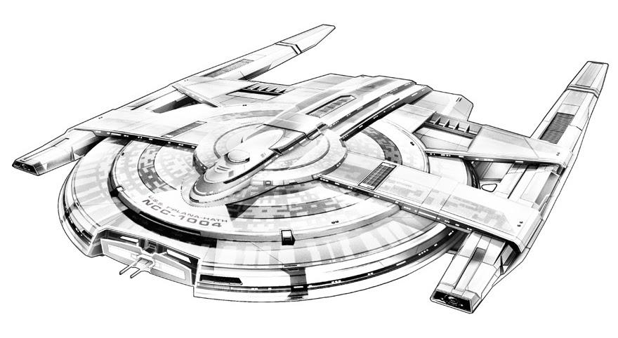 DSC, Discovery, Inchiesta, astronavi, Shenzhou, TG TREK Star Trek News Novità Notizie