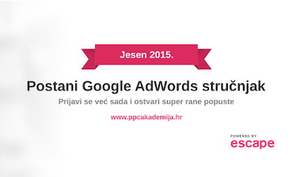 Escape PPC Akademija – Google+