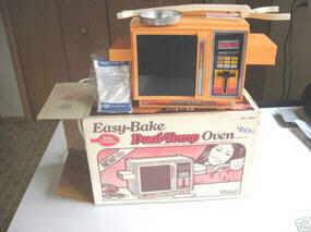 Betty Crocker Easy Bake Oven Image
