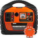 Wagan Power Dome PLEX Jump Starter with FRED Light