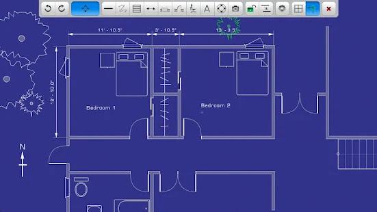 PadCAD CAD Drafting- screenshot thumbnail